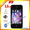 Cellphone 3.5inch Wifi Bluetooth Java Dual Camera TV Cellphone F7