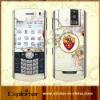 Cellphone skin for blackberry 8100