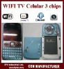 Celular wifi tv