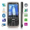 ChangJiang A838 Black, Russian Keyboard, Analog TV (PAL/NTSC/SECAM), JAVA Bluetooth FM Function Touch Screen Mobile Phone, Dual