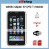 ChangJiang W009E Quadband Dual SIM Cards DVB-T Digital TV Wifi Java cellular phone