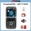 Changjiang W006 GSM Quad band Dual Sim WIFI JAVA TV Low-end Mobile Phone