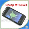 Cheap MTK6573 Phone Android 2.3 with 3.5'' Capacitive Touch