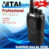 Cheap VITAI VT-8800 UHF 400-471MHz 16 Channel Professional Walkie Talkie