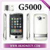 Cheap mobile TV Phone Quadband Telephone G5000