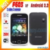 Cheapest android 2.3 Flying phone F603
