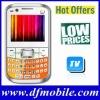 Chinese Fashion Three SIM Handset Phone Q9