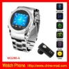 Christmas Gift Unclocked Watch Mobile phone With CE
