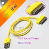 Colorful USB Data Cable for iPad & iPhone