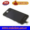 Complete brand new For iPhone4 4G/4S front lcd with touch screen parts