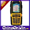 Coolest and super TriBand Waterproof, Dustproof GPS Mobile Phone with Compass