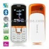 D500 Baby Blue, Arabic keyboard, Bluetooth FM function Mobile Phone, Dual Sim cards Dual standby, Dual band, Network: GSM900 / 1