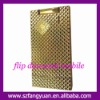 D89 Fantastic Gold with Diamond Luxury Mobile Phone