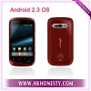 DA1 Latest Android 2.3 MTK6573 Smart Phone with 3G