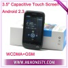 "DA1 WCDMA+GSM 3.5"" Touch Screen Android 2.3 Smartphone"