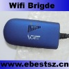 DM500s Realizing Wireless by Wifi Bridge