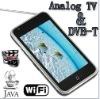 DVB-T Digital TV mobile phone