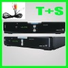 DVB-T+S  Twin tuner  satellite tv receiver  usb receiver video