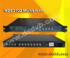 DVB multiplexer with 2 separate output