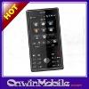Diamond Outline Design Anycool T728 Dual Sim Quadband TV Cell Phone