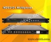 Digital TS multiplexer ( 8 ASI in 2 ASI out)