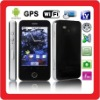 "Dual SIM 3.2"" LCD Touchscreen Mobile WIFI GPS TV FM Android Smart Phone"