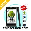 Dual SIM Android 2.2 Cell Phone with 4.3 Inch HD Capacitive Touchscreen and 5MP Camera