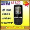 Dual SIM Cellphone with FM Camera Torch Light Bluetooth
