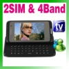 Dual SIM Dual Standby 2 Camera TV Slide Phone
