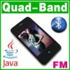 Dual SIM Dual Standby 2 camera phone MP3/4 FM Java