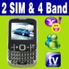 Dual SIM & Dual Standby MSN TV Unlocked Mobile phone