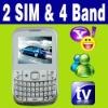 Dual SIM & Dual Standby MSN TV mobie Unlocked