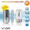Dual SIM Dual Standby Newest OEM Mobile Phone with Music Light