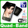 Dual SIM Dual Standby TV phone