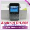 Dual SIM GPS WiFi TV Phone with Qwerty Keypad