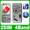 Dual Sim AT&T T mobile TV phone