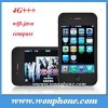 Dual Sim WIFI Mobile Phone with 3.5inch Touch Screen