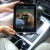 Dual USB Car Charger for ipad/iphone