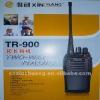 Dual display two way radio xinchuang TR-900 in telecommunications
