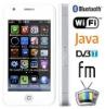 Dual sim WIFI DVB-T TV PHONE