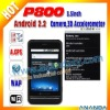 Dual sim android mobile P800
