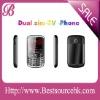 Dual sim cards tv mobile  phone MINI8520