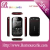 Dual sim cards tv/wifi mobile  phone T010