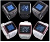 Dual sim dual standby watch cell phone Q8