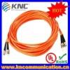 Duplex MM 50/125um Fibre Optic Patch Cord
