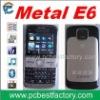 E6 tri SIM G-sensor cell phone