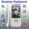 E71 White, Russian Keyboard, TV (PAL/NTSC/SECAM), Dual sim cards Dual standby Dual cameras, JAVA Bluetooth FM function Touch Scr