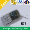 E71 pro tv mobile phone