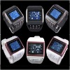 EG200 Quad Band Single Card With Camera Touch Screen Watch Phone
