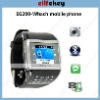 EG200 watch mobile phone : Numberic Keypad + FM + Pinhole camera + 1.33 full touch screen + Quadband